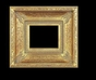 Art - Picture Frames - Oil Paintings & Watercolors - Frame Style #639 - 36x48 - Light Gold - Gold  Frames