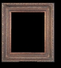 Art - Picture Frames - Oil Paintings & Watercolors - Frame Style #633 - 30x40 - Dark Gold - Ornate Frames