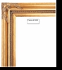 Picture Frames - Oil Paintings & Watercolors - Frame Style #1205 - 24X30 - Traditional Gold