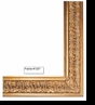Picture Frames - Oil Paintings & Watercolors - Frame Style #1207 - 30X40 - Traditional Gold