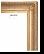 Picture Frames - Oil Paintings & Watercolors - Frame Style #1208 - 24X36 - Traditional Gold