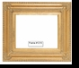 Picture Frames - Oil Paintings & Watercolors - Frame Style #1210 - 8X10 - Antique Gold