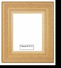 Picture Frames - Oil Paintings & Watercolors - Frame Style #1214 - 36X48 - Traditional Gold
