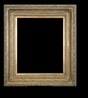 Art - Picture Frames - Oil Paintings & Watercolors - Frame Style #608 - 24x36 - Antique Gold - Ornate Frames