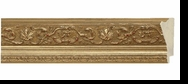 Custom Picture Frame Style #2017 - Ornate - Antique Gold Finish