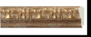 Custom Picture Frame Style #2021 - Ornate - Antique Gold Finish