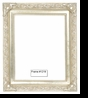 Picture Frames - Oil Paintings & Watercolors - Frame Style #1219 - 11X14 - Silver