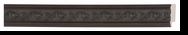 Custom Picture Frame Style #2080 - Ornate - Black Finish