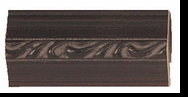 Custom Picture Frame Style #2099 - Ornate - Cherry Finish