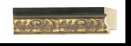 Custom Picture Frame Style #2130 - Ornate - Gold Finish