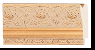 Custom Picture Frame Style #2138 - Ornate - Gold Finish