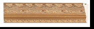 Custom Picture Frame Style #2143 - Ornate - Gold Finish