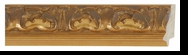 Custom Picture Frame Style #2170 - Ornate - Gold Finish