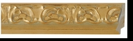 Custom Picture Frame Style #2171 - Ornate - Gold Finish