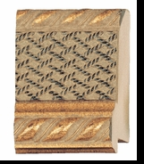 Custom Picture Frame Style #2183 - Ornate - Gold Finish