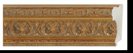 Custom Picture Frame Style #2197 - Ornate - Gold Finish