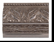 Custom Picture Frame Style #2252 - Ornate - Silver Finish