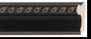 Custom Picture Frame Style #2293 - Traditional - Black Finish