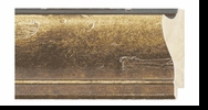Custom Picture Frame Style #2295 - Traditional - Gold Finish
