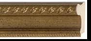 Custom Picture Frame Style #2302 - Traditional - Gold Finish