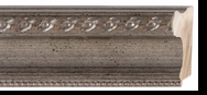 Custom Picture Frame Style #2311 - Traditional - Silver Finish