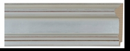 Custom Picture Frame Style #2312 - Traditional - Silver Finish