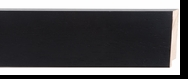 Custom Picture Frame Style #2327 - Contemporary - Black Finish