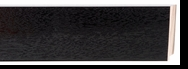 Custom Picture Frame Style #2328 - Contemporary - Black Finish