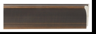 Custom Picture Frame Style #2340 - Contemporary - Bronze Finish