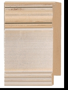 Custom Picture Frame Style #2353 - Contemporary - Silver Finish