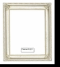 Picture Frames - Oil Paintings & Watercolors - Frame Style #1221 - 11X14 - Silver