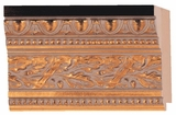 Custom Picture Frame Style #2050 - Ornate - Antique Gold Finish