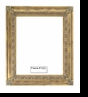 Picture Frames - Oil Paintings & Watercolors - Frame Style #1222 - 24X36 - Antique Gold