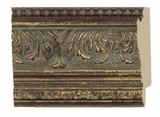 Custom Picture Frame Style #2009 - Ornate - Antique Gold Finish