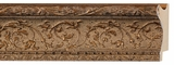 Custom Picture Frame Style #2027 - Ornate - Antique Gold Finish