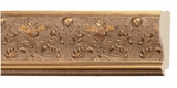 Custom Picture Frame Style #2030 - Ornate - Antique Gold Finish