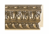 Custom Picture Frame Style #2043 - Ornate - Antique Gold Finish