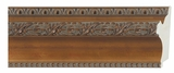 Custom Picture Frame Style #2051 - Ornate - Antique Gold Finish