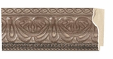 Custom Picture Frame Style #2063 - Ornate - Antique Silver Finish