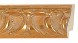 Custom Picture Frame Style #2123 - Ornate - Gold Finish