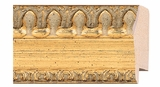 Custom Picture Frame Style #2127 - Ornate - Gold Finish
