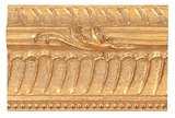Custom Picture Frame Style #2129 - Ornate - Gold Finish