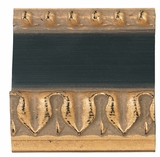 Custom Picture Frame Style #2153 - Ornate - Gold Finish