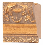 Custom Picture Frame Style #2159 - Ornate - Gold Finish