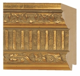 Custom Picture Frame Style #2188 - Ornate - Gold Finish