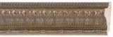 Custom Picture Frame Style #2219 - Ornate - Pewter Finish