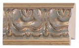 Custom Picture Frame Style #2239 - Ornate - Silver Finish