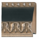 Custom Picture Frame Style #2245 - Ornate - Silver Finish