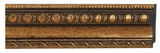 Custom Picture Frame Style #2266 - Polystyrene - Antique Gold Finish