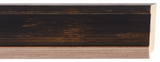 Custom Picture Frame Style #2290 - Traditional - Black Finish